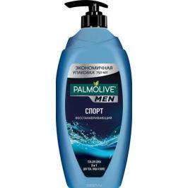 Palmolive Men Гель для душа и шампунь 3 в 1