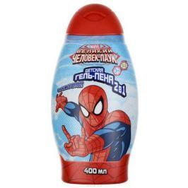 Spider-Man Гель-пена для ванны 2в1