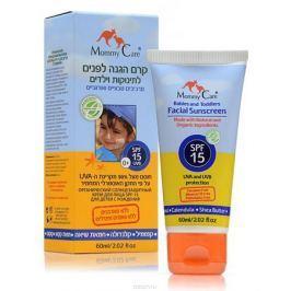 Mommy Care Органический солнцезащитный крем для лица SPF15 60 мл