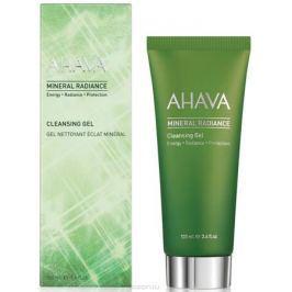 Ahava Mineral Radiance Минеральный гель для очистки кожи и придания ей сияния, 100 мл
