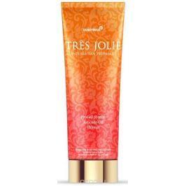 Tannymaxx Крем-ускоритель для загара Tres Jolie Intense Tan Preparer, без бронзаторов, для чувствительной кожи с инновационной формулой ProCell System, 200 мл