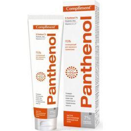Compliment Panthenol Гель охлаждающий, 75 мл
