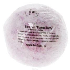BIO2You Шарик для ванны Лесная ягода, 125 г
