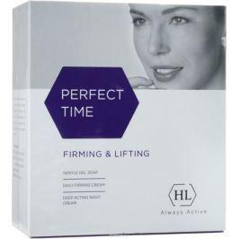 Holy Land Набор для укрепления и лифтинг кожи лица Perfect Time Perfect Time Kit, (3 препарата)