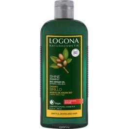 Logona Шампунь для восстановления блеска волос с Био-Аргановым маслом, 250 мл