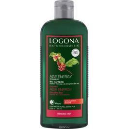 Logona Шампунь для укрепления волос с Био-Кофеином, 250 мл