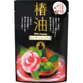 Wins Premium Увлажняющий кондиционер для волос с маслом камелии и цветочным ароматом, 400 мл, мягкая упаковка