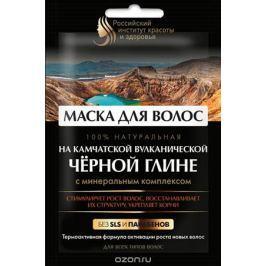 Fito Косметик Маска для волос Камчатская черная глина, 30 мл