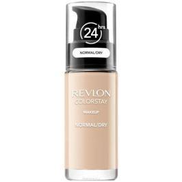 Revlon Тональный Крем для Норм-Сух Кожи Colorstay Makeup For Normal-Dry Skin Ivory 110 30 мл Средства для макияжа