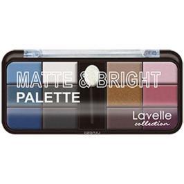 LavelleCollection тени для век ES-23 (12-ти цветные) тон 4, 9 г