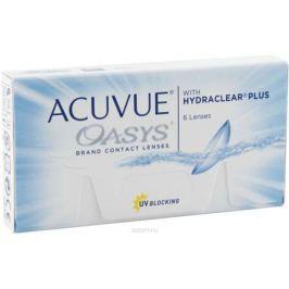 Johnson & Johnson контактные линзы Acuvue Oasys (6шт / 8.8 / -0.75)