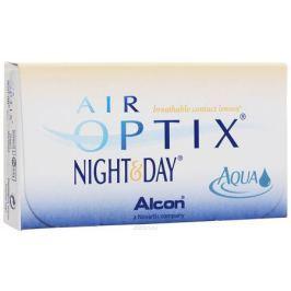 Alcon-CIBA Vision контактные линзы Air Optix Night & Day Aqua (3шт / 8.6 / -5.50)