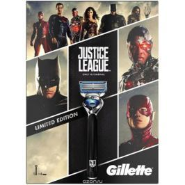 Gillette Fusion ProShield Бритва Подарочный Набор + 3 Кассеты