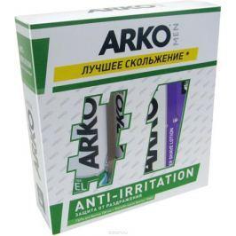 Arko Подарочный набор : гель для бритья 200 мл, гель после ьритья Sensitive Lotion 100 мл