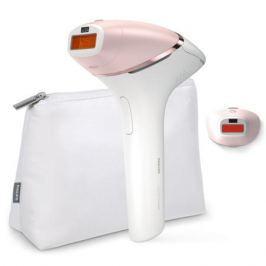 Фотоэпилятор Philips Lumea Prestige BRI950/00 с 2-мя изогнутыми насадками для тела и лица