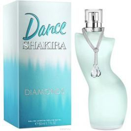 Shakira Dance Diamonds Туалетная вода женская, 50 мл