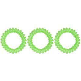 Резинка-браслет для волос Mitya Veselkov, цвет: салатовый, 3 шт. REZ1