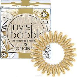 Invisibobble Резинка-браслет для волос Original Golden Adventure, 3 шт