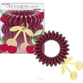 Invisibobble Резинка-браслет для волос Tutti Frutti Cherry Cherie, 3 шт