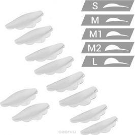 Sexy Lashes Набор силиконовых валиков, 5 размеров