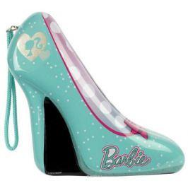 Markwins Игровой набор детской декоративной косметики Barbie в туфельке цвет зеленый