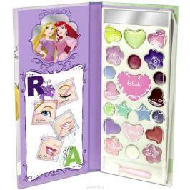 Markwins Игровой набор детской декоративной косметики Princess AR в книжке