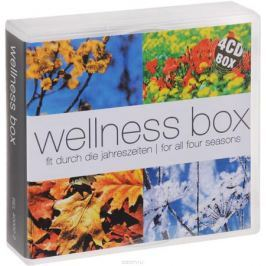 Wellness Box (4 CD)