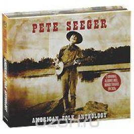Пит Сигер Pete Seeger. American Folk Anthology (3 CD)
