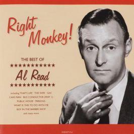 READ, AL. RIGHT MONKEY !