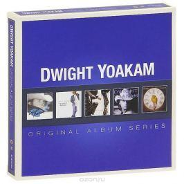 Дуайт Йокам Dwight Yoakam. Original Album Series (5 CD)