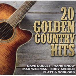 Jack Livingston,Стоунволл Джексон,Дэйв Дадли,Фарон Янг,Hank Dorston,Марти Роббинс,Teddy Nelson,Flatt & Scruggs,Джонни Хортон,Cowboy Copas 20 Golden Country Hits