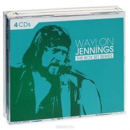 Вейлон Дженингс Waylon Jennings. The Box Set Series (4 CD)