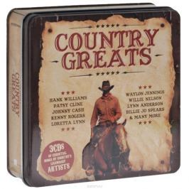 Country Greats (3 CD)
