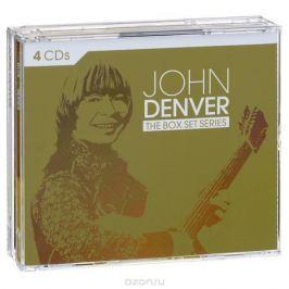 Джон Дэнвер John Denver. The Box Set Series (4 CD)
