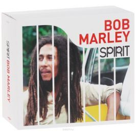 Боб Марли Spirit Of Bob Marley (4 CD)