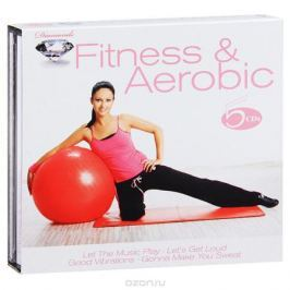 Diamonds. Fitness & Aerobic (5 CD)