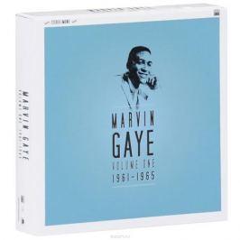 Марвин Гэй Marvin Gaye. Volume One. 1961 - 1965 (7 CD)
