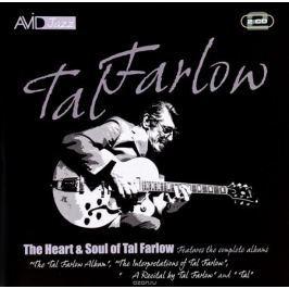 Тел Фарлоу Tal Farlow. The Heart And Soul Of Tal Farlow (2 CD)