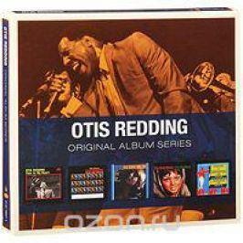 Отис Реддинг Otis Redding. Original Album Series (5 CD)