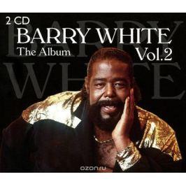 Барри Уайт Barry White. The Album. Vol.2 (2 CD)