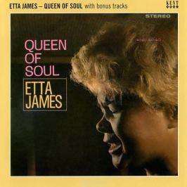 Этта Джеймс Etta James. Queen Of Soul