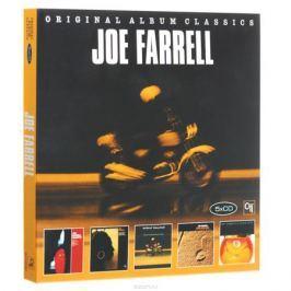 Джо Фарелл Joe Farrell. Original Album Classics (5 CD)