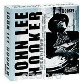 Джон Ли Хукер John Lee Hooker. Blues Is The Healer (10 CD)