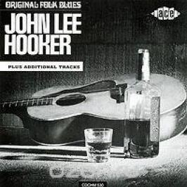Джон Ли Хукер John Lee Hooker. Original Folk Blues