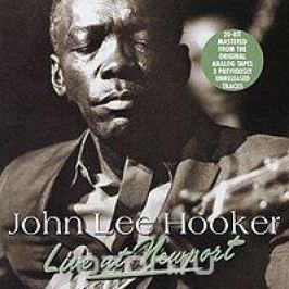 Джон Ли Хукер John Lee Hooker. Live At Newport