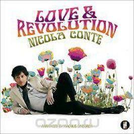 Никола Контэ Nicola Conte. Love & Revolution