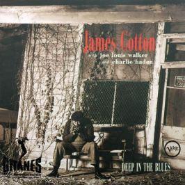 Джеймс Коттон James Cotton. Deep In The Blues