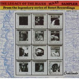 Legacy Of The Blues (2 CD)