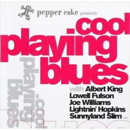 Pepper Cake Presents. Cool Playing Blues