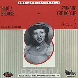 Хэдда Брукс Hadda Brooks. Swingin' The Boogie